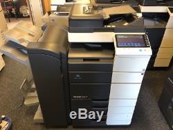 Konica Minolta Bizhub C454 Photocopieur / Impression A4 / A3 Couleur Numérique