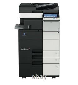 Konica Minolta Bizhub C454e Imprimante/photocopieur Couleur