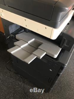 Konica Minolta Bizhub C454e Numérique Couleur A4 / A3 Photocopieurs / Impression / Numérisation
