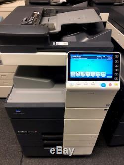 Konica Minolta Bizhub C454e Photocopieur A4 / A3 Couleur Numérique / Impression / Numérisation