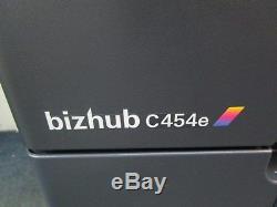 Konica Minolta Bizhub C454e Photocopieur Couleur
