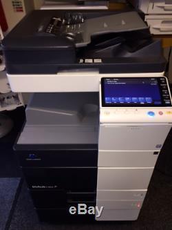 Konica Minolta Bizhub C554 Multifonction Numérique A4 / A3 Photocopieur / Imprimer / Numériser