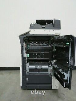 Konica Minolta Bizhub C558 Copieur Couleur Seulement 150k Copies 55 Page Par Minute