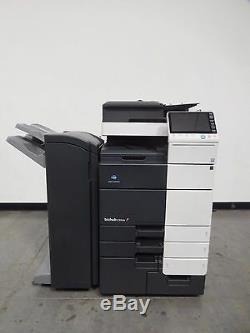 Konica Minolta Bizhub C654e Copieur Couleur Seulement 129k Copies 60 Pages Par Minute