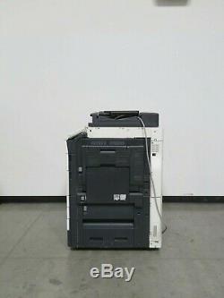 Konica Minolta Bizhub C654e Copieur Couleur Seulement 153k Copies 65 Pages Par Minute