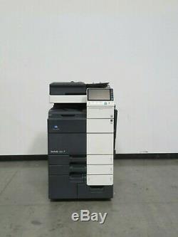 Konica Minolta Bizhub C654e Copieur Couleur Seulement 226k Copies 65 Pages Par Minute