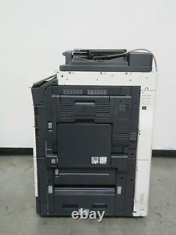 Konica Minolta Bizhub C654e Imprimante Scanner Copieur Couleur Seulement 247k Copies 65 Ppm