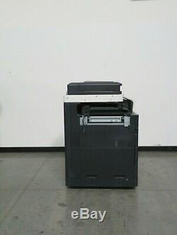 Konica Minolta Bizhub C754e C754 Copieur Couleur Seulement 198k Copies 75 Ppm