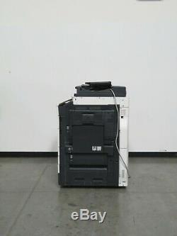 Konica Minolta Bizhub C754e Copieur Couleur Seulement 226k Copies 65 Pages Par Minute
