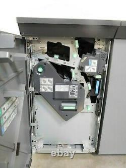 Konica Minolta Bizhub Press 1052 Copieur Imprimante Scan 105 Ppm 590k Mètre