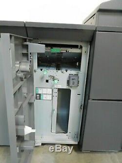 Konica Minolta Bizhub Press 1052 Imprimante Copieur Scanner 105 Ppm 590k Mètre