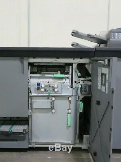 Konica Minolta Bizhub Press 1052 Scan Imprimante Copieur 105 Ppm 1,4 MIL Mètre