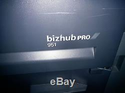 Konica Minolta Bizhub Pro 951 Photocopieur / Scanner / Email / B & W / Duplex A3