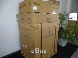 Konica Minolta Bizhub Pro C1060l Mit Ic-602a Neugerät Finisseur Optionnel Und Dadf