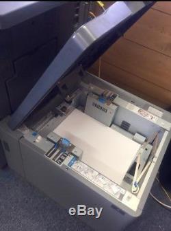 Konica Minolta Bizhub Pro C6500e Copieur Couleur Production Press & Fiery