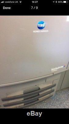 Konica Minolta Bizhub Pro C6500e Presse De Production & Fiery