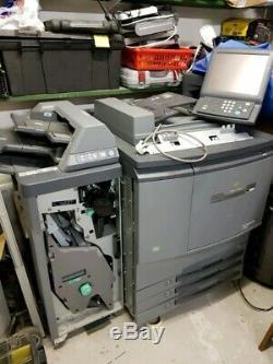 Konica Minolta Bizhub Pro Imprimante Production C6500 Et Imprimante Laser Copieur