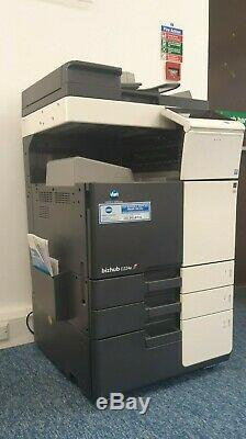 Konica Minolta C224e Color All-in-one A3 Scanner Photocopieuses Et Imprimantes