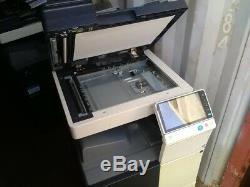 Konica Minolta C224e Color All-in-one Printer