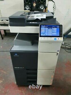 Konica Minolta C224e Color All-in-one Printer (129k)