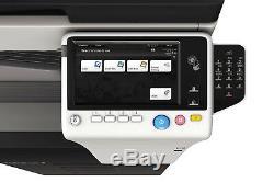 Konica Minolta C227 Bizhub Color Copier Imprimer Numérisation Télécopie Low 30k Total