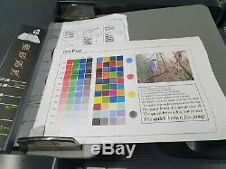 Konica Minolta C454e Couleur All-in-one Copier Avec Finisseur Agrafage