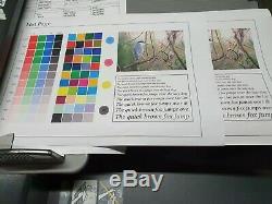 Konica Minolta C554e Couleur Avec Copier Livret Finisseur