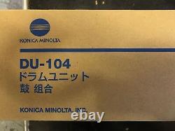 Konica Minolta Du-104 Drum Unit Pour Bizhub Press C6000/c7000 Partnumber A2vg0y0