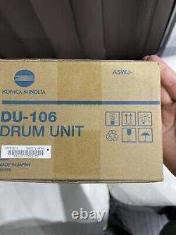Konica Minolta Du-106 Drum Unit For Bizhub Press C1060/c1070/partnumber A5wj0y0