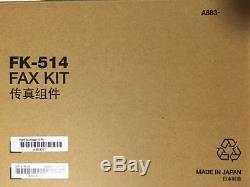 Konica Minolta Fk-514 Fax Kit Pour Bizhub Copiiers C258 C308 C368 A883012