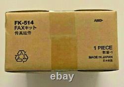 Konica Minolta Fk-514 Fax Pour Trousse Bizhub Copiiers C258 C308 C368 A883011