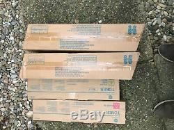 Konica Minolta Iu313c + Iu313y + Tn314y + Tn314m Unité D'imagerie De Toner Bizhub C353