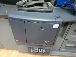 Konica Minolta Press C7000 Copieur Imprimante Réusiné