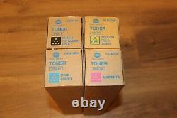 Konica Minolta Toner Set Tn321 Ckmy Für Bizhub C224 C284 C364