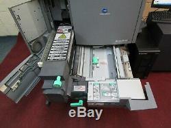 Konica Pro C6501 Couleur Bizhub Press, Ic-304 Creo Controller & Spectrophotomètre