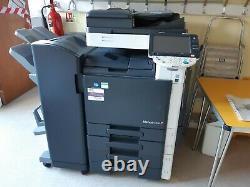 Konika Minolta Bizhub C280 Imprimante De Bureau, Scanner Et Fax