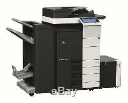 Louer Un Konica Minolta Bizhub C224e Réseau Color Copier Scanner Imprimante