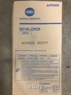 Nouveau Développeur Konica Minolta Bizhub Pro 951 1051 1200 1052 1250 Dv011 A0th500