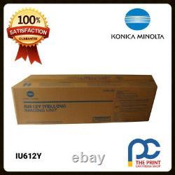 Nouvelle Et Originale Konica Minolta Iu612y Yellow Imaging Unit Bizhub C452 C552 C652