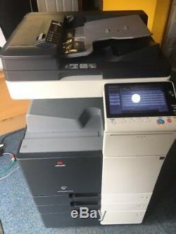 Olivetti Mf254 / Konica Minolta Bizhub C258 Imprimante Couleur Scan Suffolk Norfolk