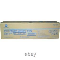 Original Konica Minolta Bizhub C258 C308 C368 C458 C558 C658 Dr313cmy A7u4-0td