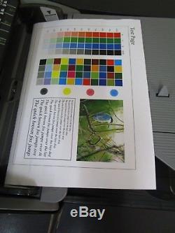 Photocopieur Couleur Et Finisseur De Brochures Konica Minolta Bizhub C360