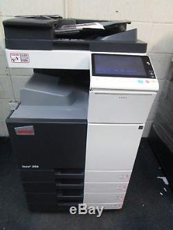Photocopieur Couleur Ineo +308 (bizhub C308)