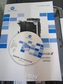 Photocopieur Couleur Konica Bizhub C220
