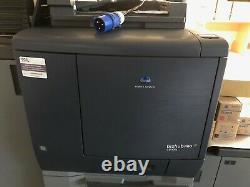 Presse Numérique, Konica Minolta Bizhub Pro C600l