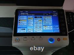 Scanner D'imprimante Couleur Konica Minolta Bizhub C554e Network