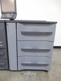Scanner D'imprimante Konica Minolta Bizhub Press 1052 105 Ppm Seulement 965k