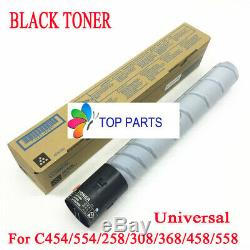 Set Toner Pour Konica Minolta Bizhub C454e / C554e / C258 / C308 / C368 Tn512 Tn324
