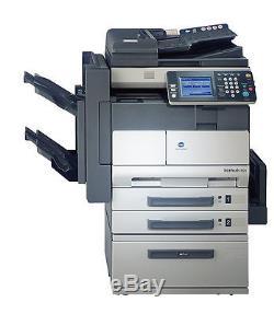 Stampante Multifunzione B / N A3 Konica Minolta Bizhub 250 Scanner Gar 12 M