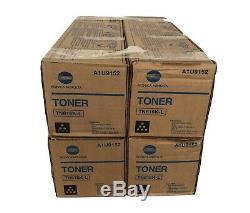 Tn616k-l Véritable Toner Noir Pour Bizhub Pro C6000l Konica Minolta